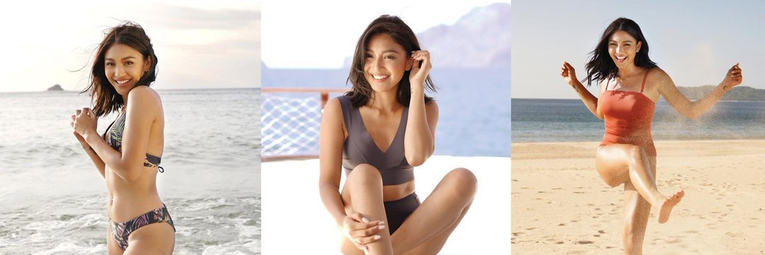36057e4291ed3 Nadine Lustre makes summer hotter with H M – Mellow 94.7